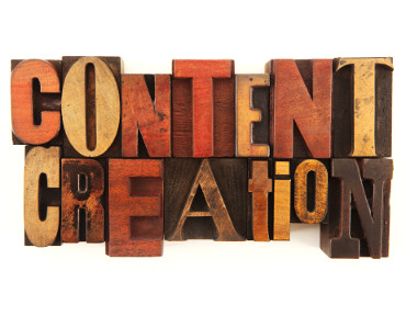 Creating great content for blogs, social media and websites
